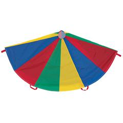 CHAMPION SPORTS PARACHUTE 6FT DIAMETER 8 HANDLES