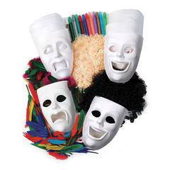 PACON MASK ACTIVITIES BOX