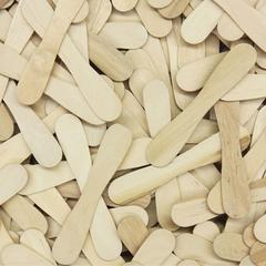 PACON CRAFT SPOONS 900 PIECES NATURAL
