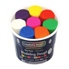 PACON MODELING DOUGH 8 COLORS