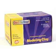 PACON CREATIVITY STREET MODELING CLAY 5LB ASSORTMENT