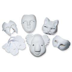 PAPERBOARD MASK ASSORTMENT