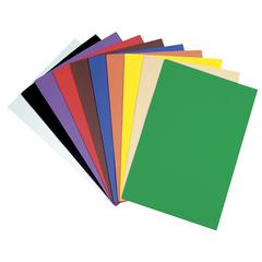 PACON WONDERFOAM SHEETS 12X18 10 COLORS