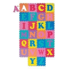 PACON WONDERFOAM ALPHABET PUZZLE 52 PCS MAT 10 X 10