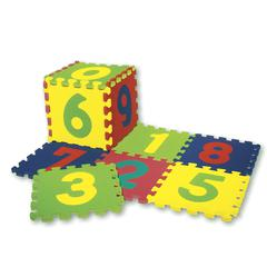 PACON WONDERFOAM NUMBER PUZZLE MAT