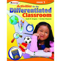 ACTIVITIES FOR THE DIFFERENTIATED CLASSROOM GR 1