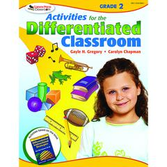 CORWIN PRESS ACTIVITIES FOR THE DIFFERENTIATED CLASSROOM GR 2
