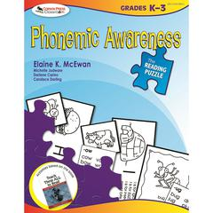 PHONEMIC AWARENESS THE READING PUZZLE GR K-3