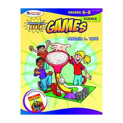 ENGAGE THE BRAIN GAMES SCIENCE GR 6-8