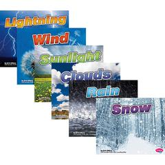 WEATHER BASICS BOOK SET OF 6