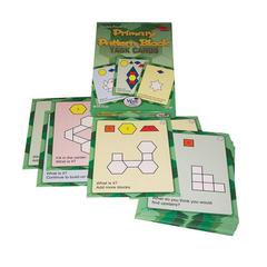 PRIMARY PATTERN BLOCK TASK CARDS