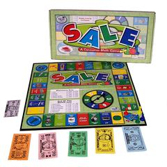 LEARNING ADVANTAGE SALE GAME