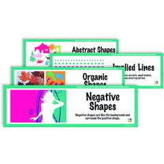 AMERICAN EDUCATIONAL PROD / CRYSTAL ILLUSTRATED VOCABULARY DISPLAY CARDS