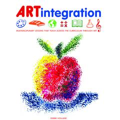 AMERICAN EDUCATIONAL PROD / CRYSTAL ARTINTERGRATION BOOK