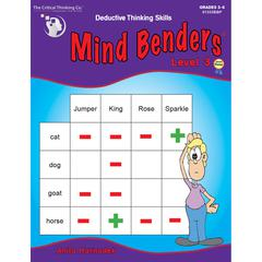 THE CRITICAL THINKING MIND BENDERS LEVEL 3