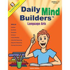 DAILY MIND BUILDERS LANGUAGE ARTS GR 5-12