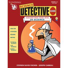 SCIENCE DETECTIVE BEGINNING