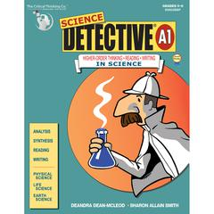 THE CRITICAL THINKING SCIENCE DETECTIVE A1