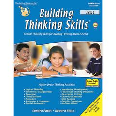 THE CRITICAL THINKING BUILDING THINKING SKILLS LEVEL 2
