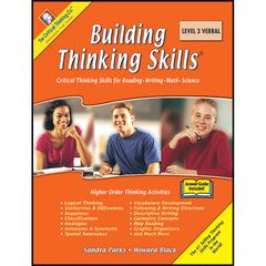 THE CRITICAL THINKING BUILDING THINKING SKILLS LEVEL 3 VERBAL