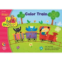 COLOR TRAIN SING ALONG/READ ALONG WORD JEAN PK-1