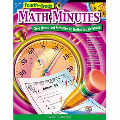FOURTH-GR MATH MINUTES