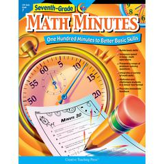 SEVENTH-GR MATH MINUTES
