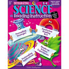 INTEGRATING SCIENCE W/ READ 3-4 READING INSTRUCTION