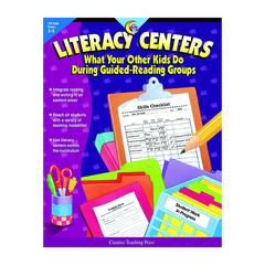 CREATIVE TEACHING PRESS LITERACY CENTERS GR 3-5