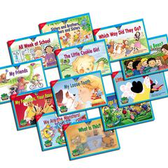 CREATIVE TEACHING PRESS SIGHT WORD READERS 1-2 VARIETY PACK