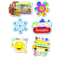 SEASONAL STICKERS VARIETY PACK