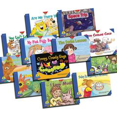 CREATIVE TEACHING PRESS READING FOR FLUENCY READERS SET 1 VARIETY PK