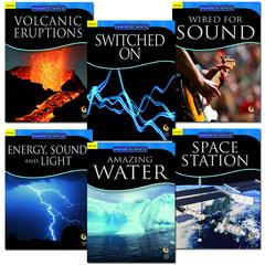 CREATIVE TEACHING PRESS PHYSICAL SCIENCE VARIETY PACK 6/BKS