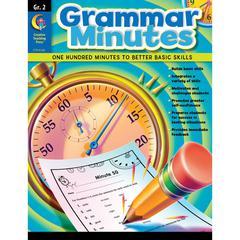 CREATIVE TEACHING PRESS GRAMMAR MINUTES GR 2