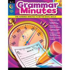 CREATIVE TEACHING PRESS GRAMMAR MINUTES GR 5