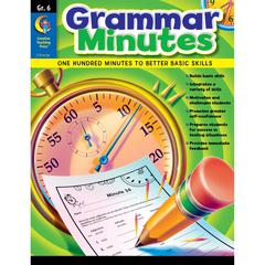 CREATIVE TEACHING PRESS GRAMMAR MINUTES GR 6