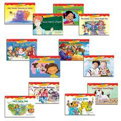 CREATIVE TEACHING PRESS LEARN TO WRITE READERS GR 1-2 VARIETY PK
