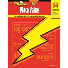 PLACE VALUE 3-4 MATH POWER PRACTICE