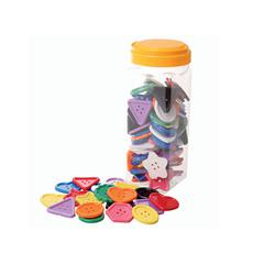 ASSORTED LARGE BUTTONS 1LB