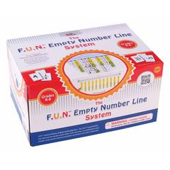 LEARNING ADVANTAGE F.U.N. EMPTY NUMBER LINE SYSTEM