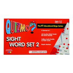QUIZMO SIGHT WORD SET 2