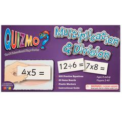 QUIZMO MULTIPLICATION & DIVISION