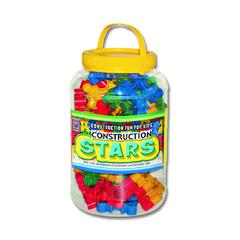 LEARNING ADVANTAGE CONSTRUCTION STARS 36 PIECES