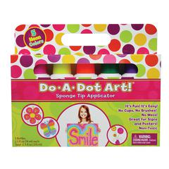 DO-A-DOT ART FLUORESCENT 5 PACK