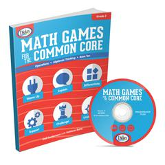 DIDAX MATH GAMES FOR THE COMMON CORE GR 2