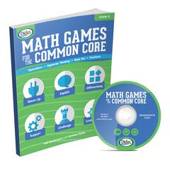 DIDAX MATH GAMES FOR THE COMMON CORE GR 4