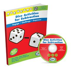 DIDAX DICE ACTIVITIES FOR SUBTRACTION RESOURCE BOOK