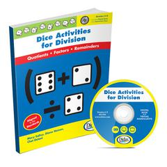 DIDAX DICE ACTIVITIES FOR DIVISION GR 4-6
