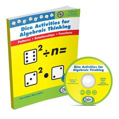 DIDAX DICE ACTIVITIES FOR ALGEBRAIC THINKING