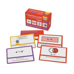DIDAX COLLABORATIVE EXPRESSIONS EQUATIONS COMMON CORE CARDS